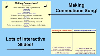 Making Connections Lessons and Activities (PowerPoint)