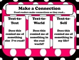 Making Connections Poster--Polka Dot