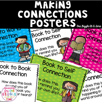 Making Connections Poster Set