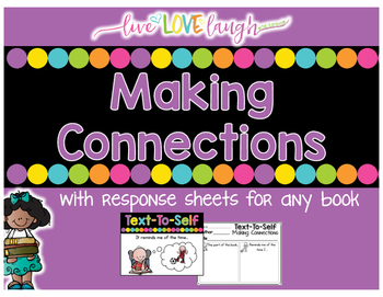 Making Connections Poster Set and Response Sheets
