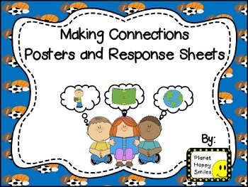 Making Connections Posters and Response Sheets