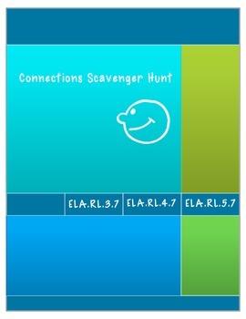Making Connections Scavenger Hunt