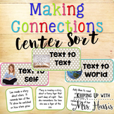 Making Connections Center Activity