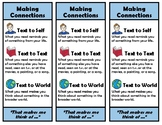 Making Connections Strategy Bookmark and Lesson