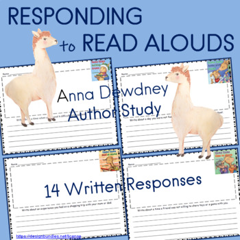 Making Connections Text to Self  Llama Llama series by Anna Dewdney