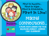 Making Connections- Text to Self, Text or World- Balanced Literacy Common Core