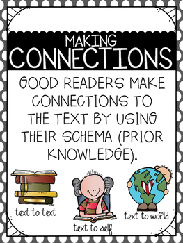 Making Connections {Reading Comprehension Skill}
