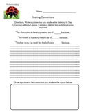 Making Connections-The Grouchy Ladybug by Eric Carle