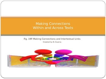 Making Connections Within and Across Texts