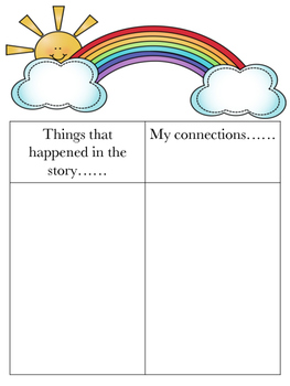 Making Connections Worksheet