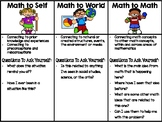 Making Connections in Math Poster