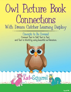 Making Connections with Owl Picture Books (Dream Catcher Project)
