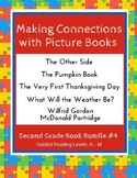 Making Connections with Picture Books (Second Grade Book Bundle #4) CCSS