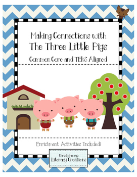 Literary Connections with the Three Little Pigs