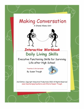 DLS Making Conversation Workbook-Daily Living Skills