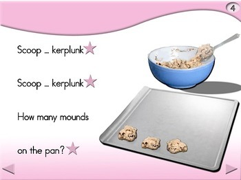 Making Cookies with Mom - Animated Step-by-Step Poem - Regular