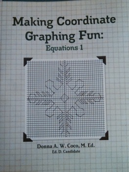 Making Coordinate Graphing Fun Equations