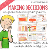 Making Decisions Life Skills Lesson
