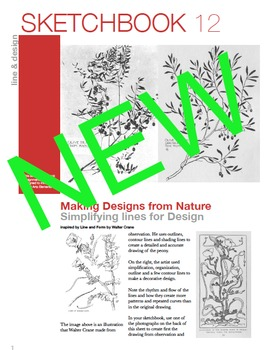 Making Designs from Nature