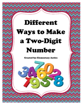 Making Double Digit Numbers
