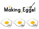 Making Eggs Blending (Long / Short Vowels) printable!!