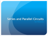 Making Electrical Circuits - Series and Parallel Circuits