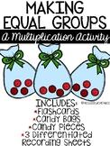 Making Equal Groups || Candy Bag Arrays