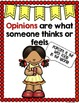 Making Facts and Opinions Pop: A Mini Unit with a Popcorn Theme