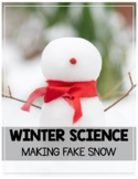 Let it Snow! How to make fake snow