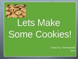 Making Fractions AND Cookies