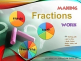 Making Fractions Work: Thirds, Sixths, and Twelfths