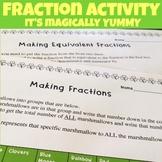 St. Patrick's Day Fraction Activity