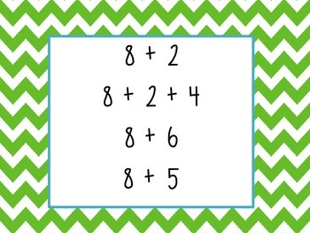 Making Friendly Numbers: Number Talks for Second Graders