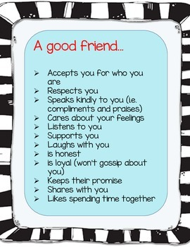 Friendship Toolbox