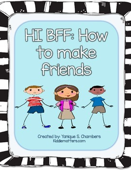 Teaching Kids How To Make Friends