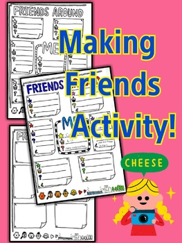 Making Friends Activity