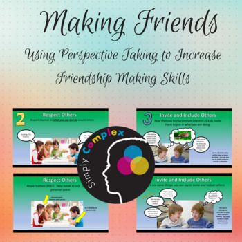 Making Friends, Friendships; Flexible Thinking in Making Friends; Perspective