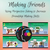 Making Friends, Friendships; Flexible Thinking in Making F