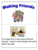 Making Friends Social Story