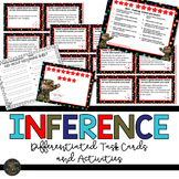Making Inferences and Generalizing Reading Comprehension Task Cards