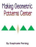 Making Geometric Patterns Center
