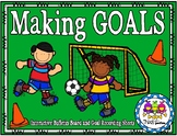 Making Goals (An Interactive Bulletin Board and Goal Recoding Sheets)