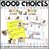 Making Good Choices - Back to School Activity