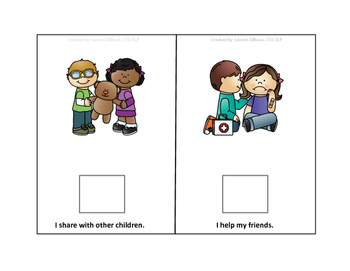 Making Good and Wrong Choices - Interactive Vocabulary Books