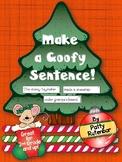 Making Goofy Sentences - Christmas