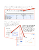 Making Graphs in Google Docs