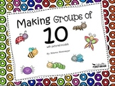 Making Groups of 10 with Pictorial Models