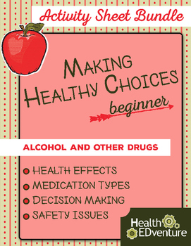 Making Healthy Choices  Bundle (K-1)