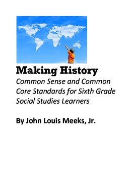 Making History: Common Core and Social Studies