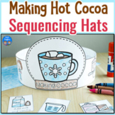 How to Make Hot Chocolate Sequencing Hats